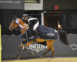The Women Dominate The Masters One Longines Speed Challenge