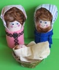 21 Toilet Paper Roll Dolls