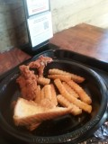 Fast Food Restaurant Review of Zaxby's Restaurant in Greensboro, North Carolina