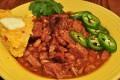Mexican Crockpot Pinto Beans and Cheesy Jalapeno Cornbread Recipes