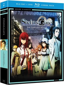 Anime Review: Steins;Gate (2011)
