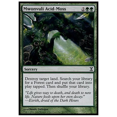 Mwonvuli Acid-Moss