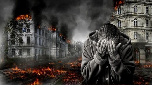 Tragedies of War---Shame of Mankind