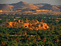 Siwa, an Amazing Oasis in the Western Desert of Egypt