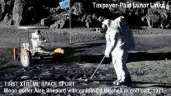 Xtreme Taxpayer-Sponsored Space Sports
