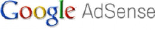 Logo from www.google.com adsense