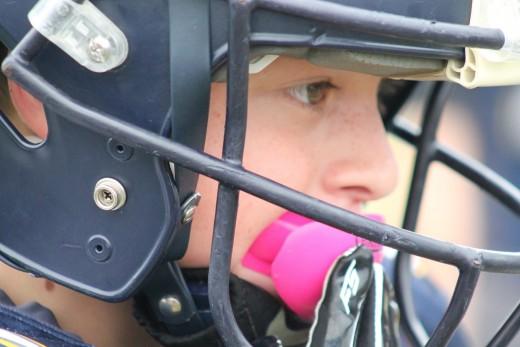 Protective Football Helmet