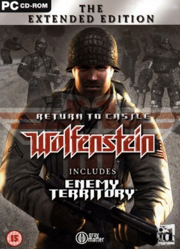 Return to Castle Wolfenstein: Enemy Territory [Full PC]