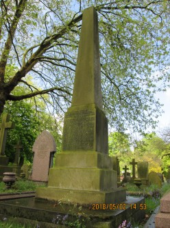 Heritage - 49: In Memoriam, Another Visit to the City of London Cemetery