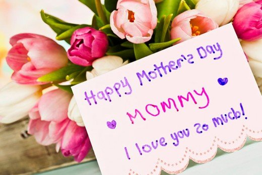 Do you love your mom? Spend mother's day with her. She will be very happy.