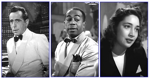 Humphrey Bogart, Dooley Wilson, and Ann Page were the only American-born actors in the movie.