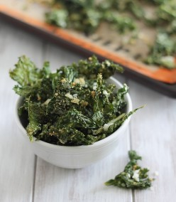 Amazing Recipes for Healthy Kale Chips