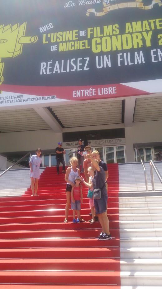Palais Des Festivals or Palais des Festivals et des Congrès de Cannes (Côte d'Azur)