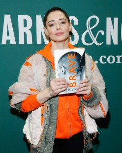 Brave By Rose McGowan: Book Review