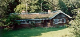 Sod covered roof
