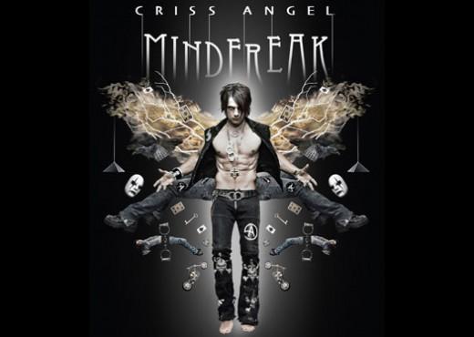 Criss Angel in Mind Freak