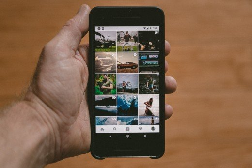 Instagram as a way for brands to reach new audiences