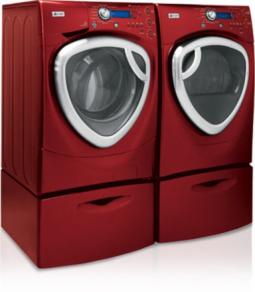 The latest and most advanced washer dryers are simply stunning