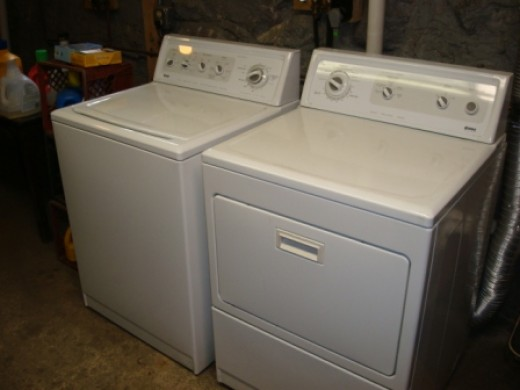Even more basic and cheaper washer dryers can still get your clothes clean