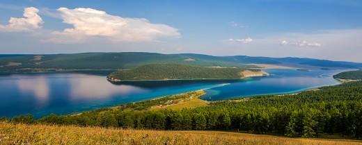 Khövsgöl Nuur lake