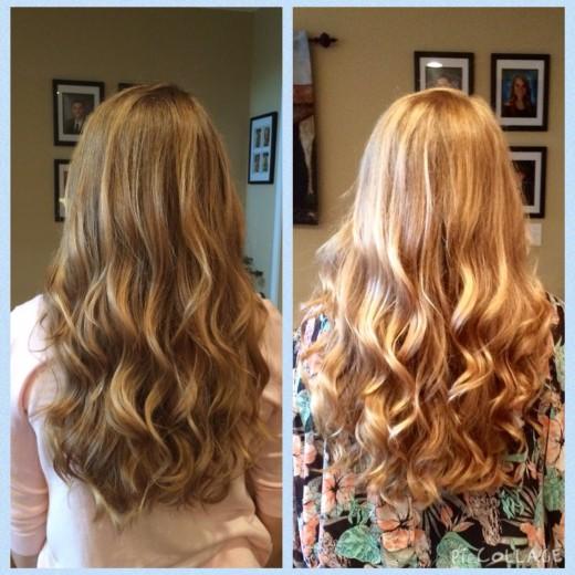 How to Lighten Your Hair Using Sun-In Spray Hair Lightener   Bellatory