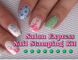 Salon Express - Fun Designs For Your Nails, Instantly!