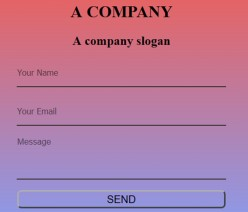 7 Steps to Creating Your First HTML/CSS Contact Form