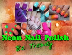 Neon Nail Color - Be Trendy !