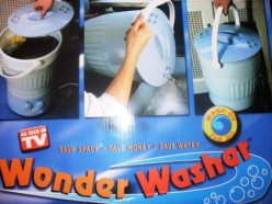 Apartment size washers and dryers - a review of the wonder washer