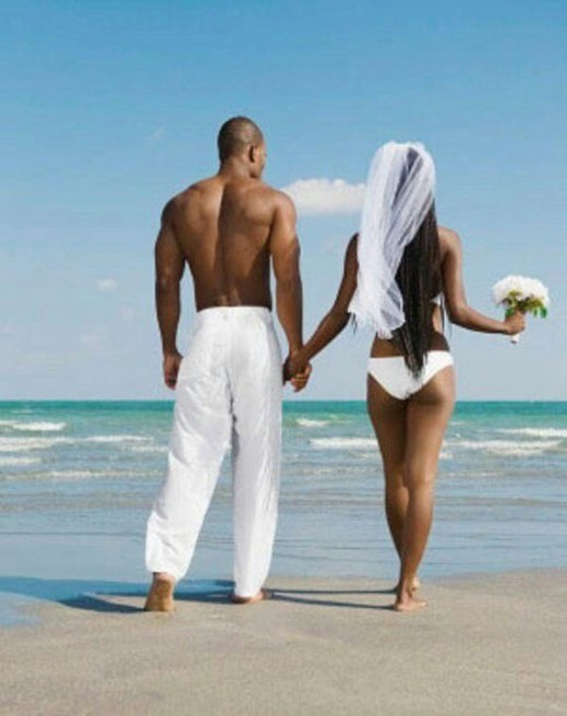 Go on a honeymoon & don't worry about spending. it won't effect the longevity of your marriage!