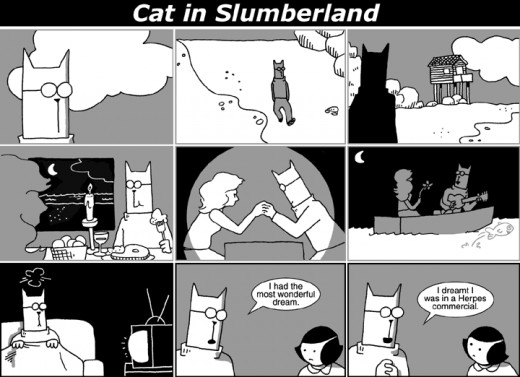 This CatandGirl.com comic is sooo perfect...