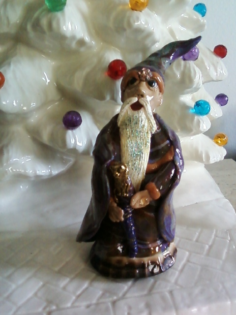 The last wizard I made a few years ago.