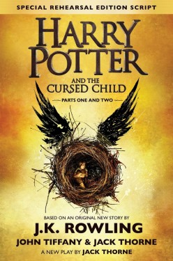 'Harry Potter and The Cursed Child' Parts One And Two: a Book Review