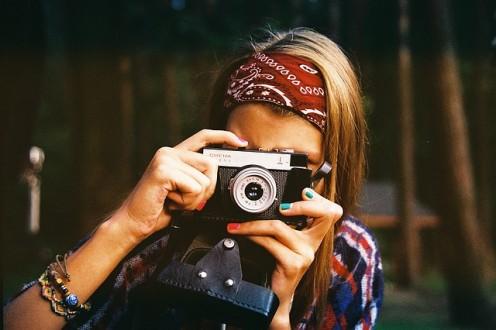 Think. Feel. Snap Shot.