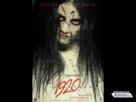 1920:Evil Returns (2012) Bollywood Horror Movie