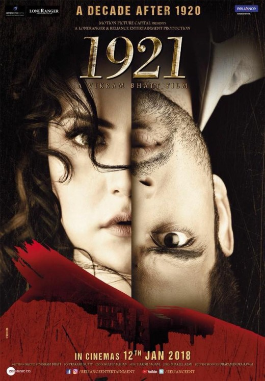 1921 (2018) Bollywood Horror Movie
