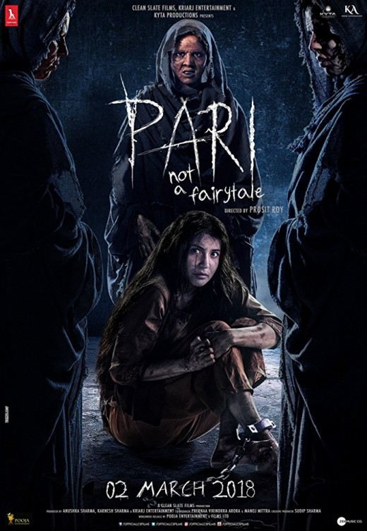 Pari (2018) Bollywood Horror Movie