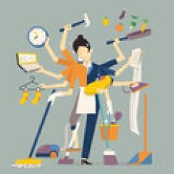 SAHM vs. Working Mom: Pick Your Hard