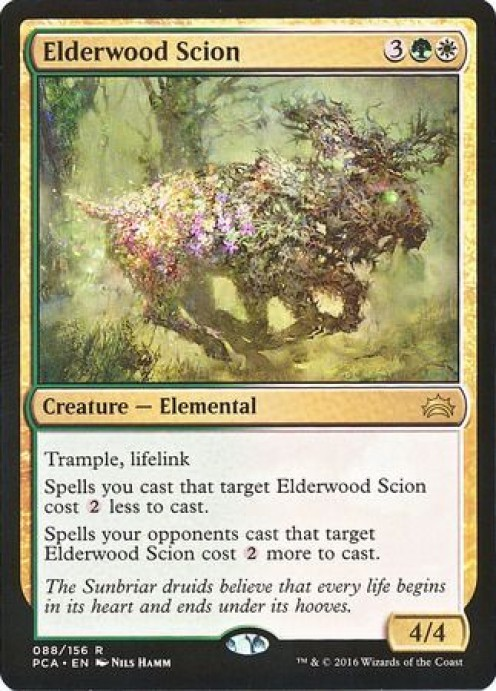 Top 10 Green and White Cards in Magic: The Gathering