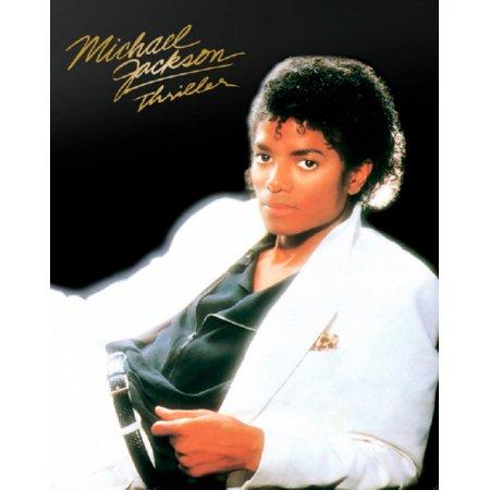 Thriller (1982)- An album defines generations.