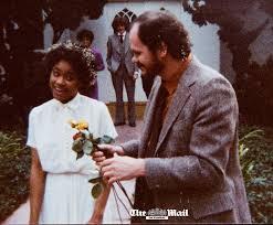 Meghan's parents marriage 1979