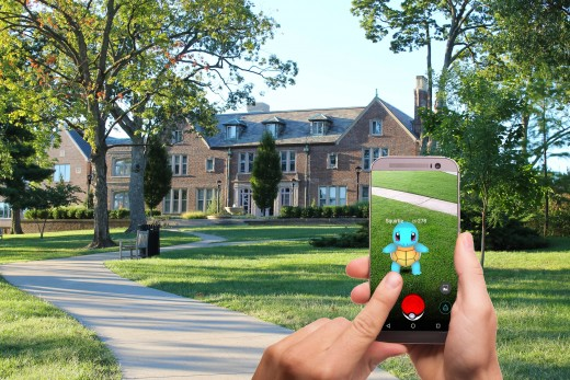 By adding the game to gamers surroundings, augmented reality changes the game.