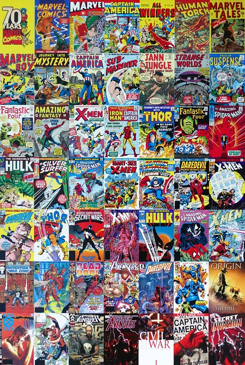 We get drawn in by imagery, but ultimately stories keep us coming back