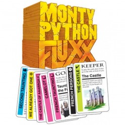 Monty Python Fluxx - a Worthy & Quirky Card Game
