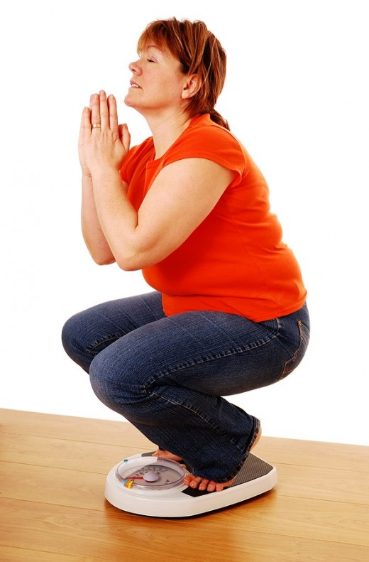 Prey for weight loss