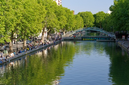 Review of a Relaxed, Short Break in Paris, Travelling by Eurostar and Coach