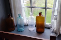 Collecting Vintage Glass Bottles
