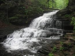 Onondaga Falls (15 feet)