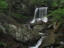 B. Reynolds Falls (40 feet)