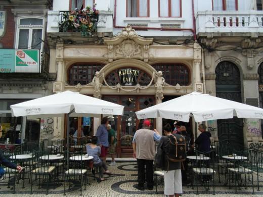 Cafe Majestic, Porto